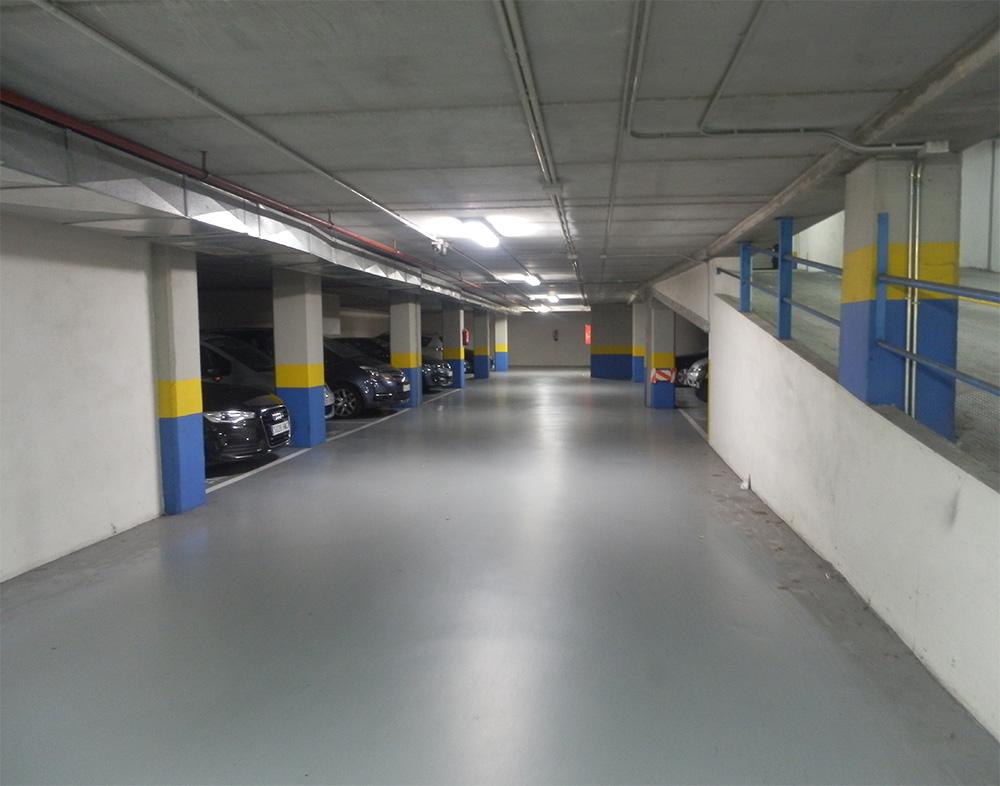 Alquiler de garajes